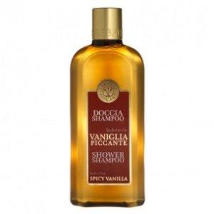 Erbario toscano doccia shampoo vaniglia piccante