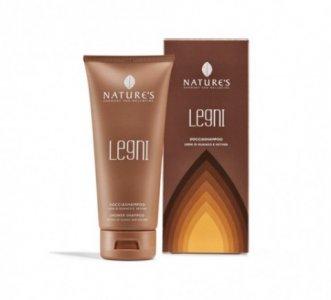Doccia Shampoo Idratante Legni Natures 200ml