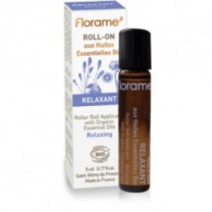 Relaxant ROLL-ON BIO Florame