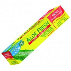Aloe Fresh Smile Dentrificio ESI