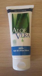 Aloe Vera Gel 99% Bioearth