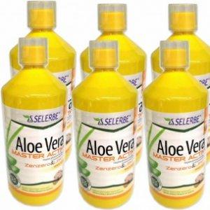 Aloe Vera MASTER ACTIVE Zenzero & Limone