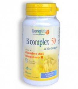 LongLife B Complex 50 t/r