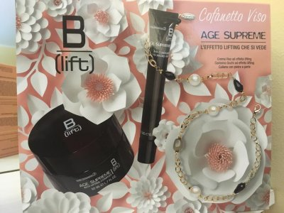 B lift cofanetto Viso Idea regalo