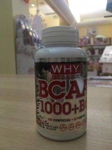 BCAA 1000 + B6 100 CPR