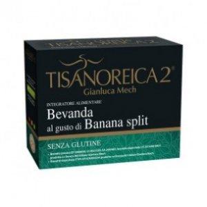 Bevanda al gusto di Banana split Tisanoreica