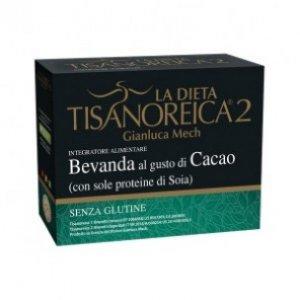 Bevanda al gusto di Cacao con sole proteine di soia Tisanoreica
