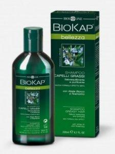 BioKap Shampoo Capelli Grassi Effetto Seta