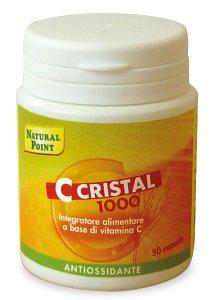 Vitamina C cristal 1000 Natural Point