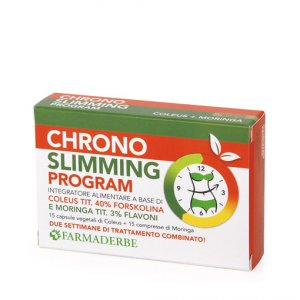 Chrono Slimming Program 30 cps