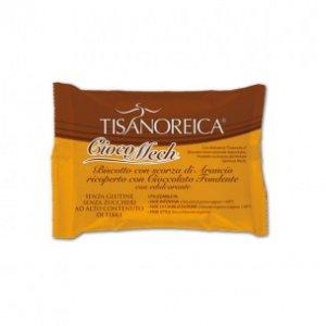 Cioco Mech con scorza d'arancio Tisanoreica
