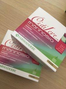 Cistileve Mannosio - Integratore Alimentare a base di Cranberry in Bustina