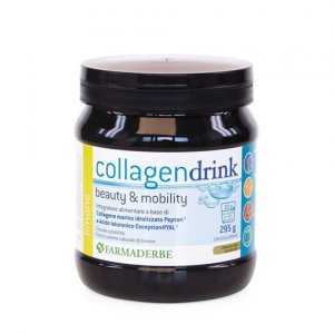 Collagen Drink 295 Gr Limone Farmaderbe