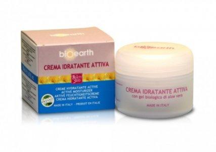 Bioearth Crema idratante attiva