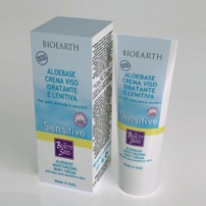 bioearth crema viso idratante e lenitivo