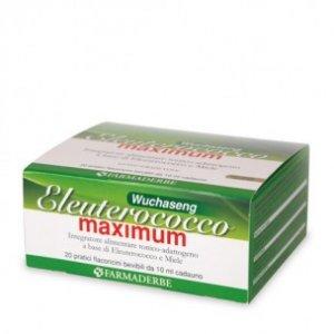 Eleuterococco Maximum Farmaderbe