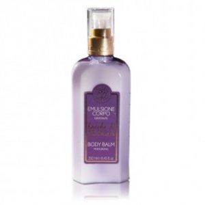 Emulsione corpo profumata Bacche di Tuscia 250ml Erbario Toscano