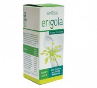 Erigola Spray gola con Erisimo 30ml Naturetica