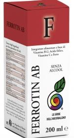 FERROTIN AB Vitamina B12, Acido folico, Vitamina C e Ferro