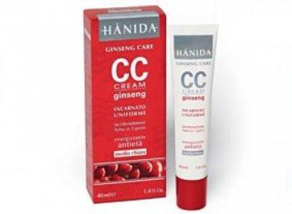 GINSENG CARE CC CREAM GINSENG Hanida