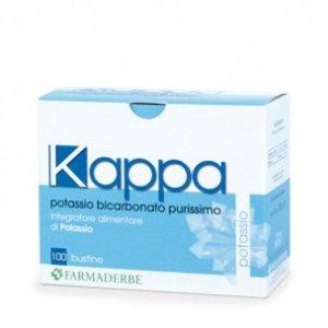 Kappa 100 bustine Famaderbe