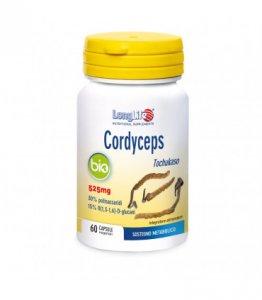 Longlife Cordyceps 525 mg bio