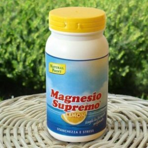 Natural Point  Magnesio Supremo solubile gusto Limone