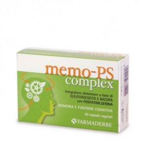 Memo-PS Complex Farmaderbe 30 Cps