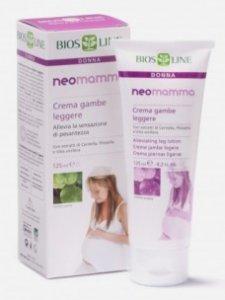 Biosline  NeoMamma Crema Gambe Leggere