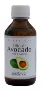 Olio di Avocado Naturetica