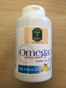Omega 3 Selerbe