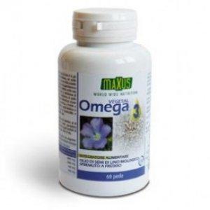 Omega 3 Vegetal 60 perle Naturetica