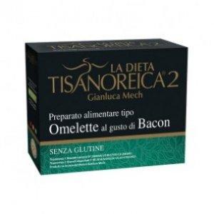 Omelette al gusto di Bacon Tisanoreica