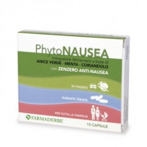 Phyto Nausea 15cps Famaderbe