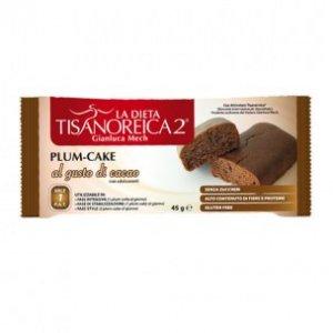 Plum cake al gusto di cacao