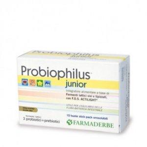 Probiophilus Junior 12buste
