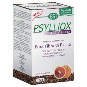 Psylliox Activ Fibra flacone attività intestinale