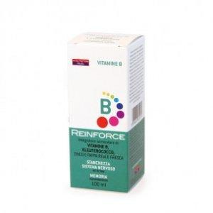 Reinforce Vitamina B 100ml Vital Factors