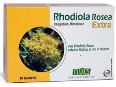 Rhodiola Rosea Extra Naturetica