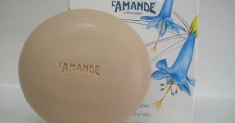 Sapone profumato LYS BLEU L'Amande