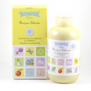 Shampoo delicato linea enfant L'Amande