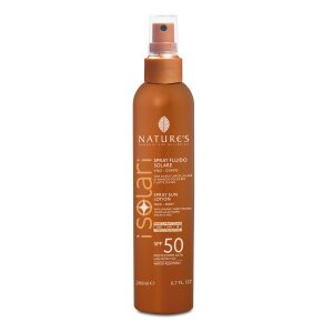 Spray Fluido Solare Viso-Corpo SPF 50 Nature's
