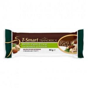 T-Smart al gusto di cacao con mandorle e pistacchi Tisanoreica