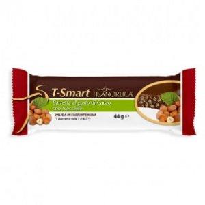 T-Smart al gusto di cacao con Nocciole Tisanoreica