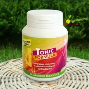 Tonic Formula Natural Point