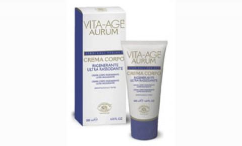 Vita Age AURUM – Crema Corpo Ultra Rassodante Rigenerante Bottega di Lunga vita