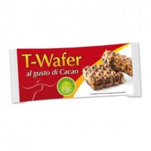 Wafer al gusto di cacao Tisanoreica