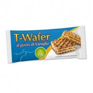 Wafer al gusto di vaniglia Tisanoreica