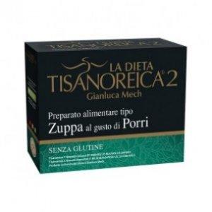 Zuppa al gusto di Porri Tisanoreica