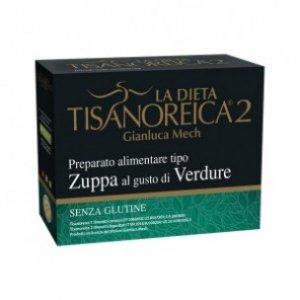 Zuppa al gusto di Verdure Tisanoreica